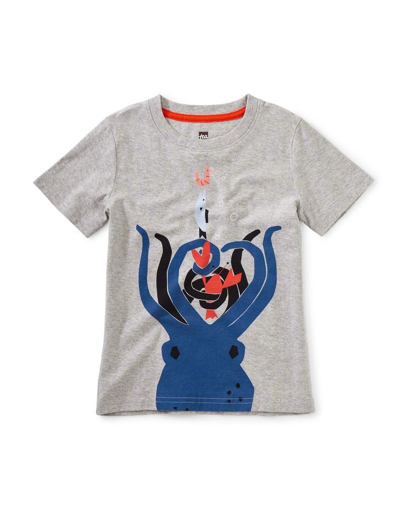 Tea Collection 8 Arms to Hold You Graphic Tee