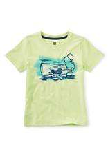 Tea Collection Ship in a Whale Bottle Tee