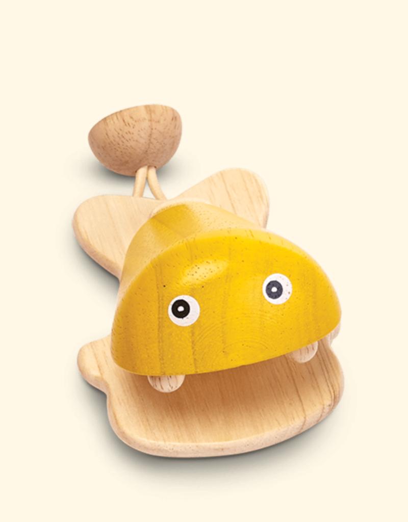 Plan Toys Fish Castanet
