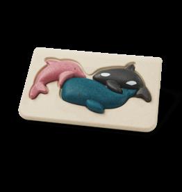 Plan Toys Sea Life Puzzle