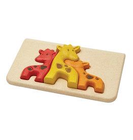 Plan Toys Giraffe Puzzle