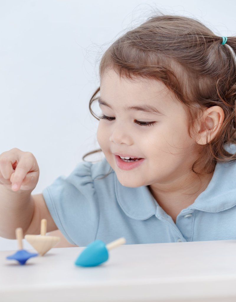 Plan Toys Spinning Tops
