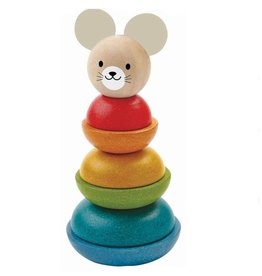 Plan Toys Stacking Ring Color