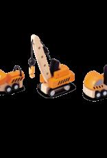 Plan Toys Construction Vehicles