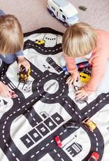 Play & Go Road Map/Thunderbolt Playmat/Toy Storage