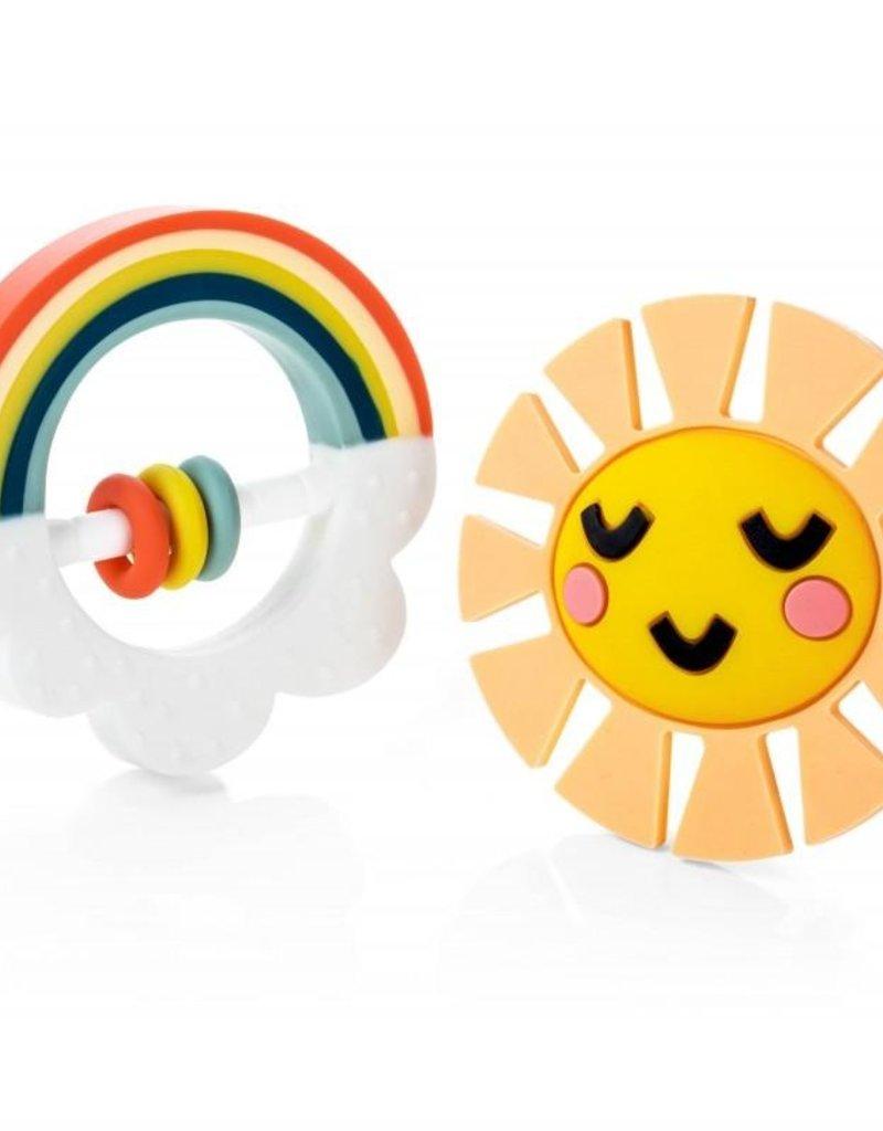 Little Rainbow Teether Toy