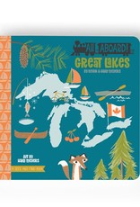 All Aboard Great Lakes: Seek and Find Book