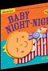 Workman Publishing Indestructibles: Baby Night Night