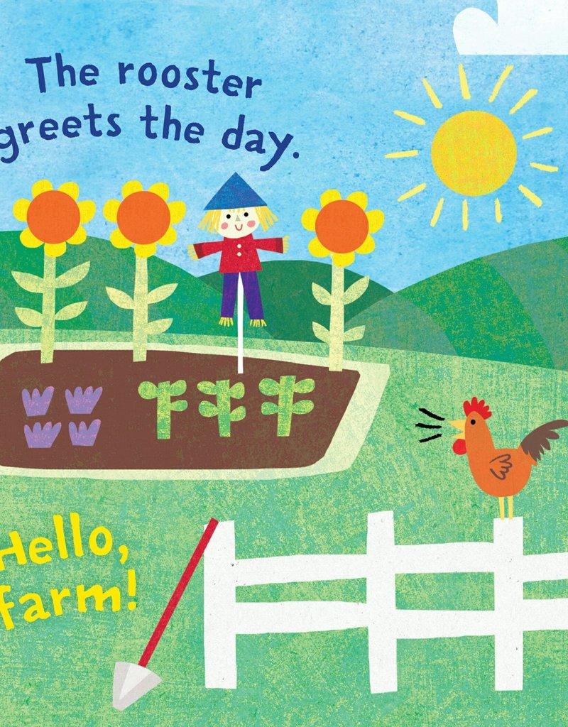 Workman Publishing Indestructibles: Hello Farm