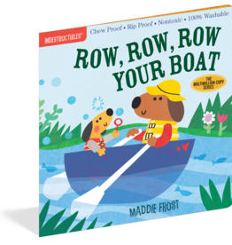 Workman Publishing Indestructible: Row, Row, Row You Boat