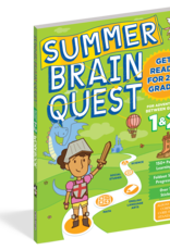 Workman Publishing Summer Quest 1st To 2nd Grade