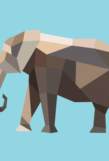 Workman Publishing Paint By Sticker Kids:Zoo Animals