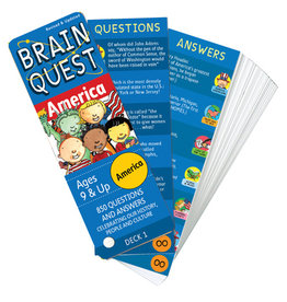 Workman Publishing Brain Quest: America 3rd Edition
