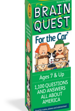Workman Publishing Brain Quest: For The Car Rev. 4Th Ed.