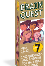 Workman Publishing Brain Quest: Grade 7 Rev. 4Th Ed.
