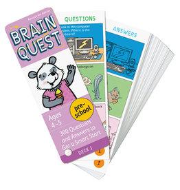 Workman Publishing Brain Quest: Preschool Rev. 4Th Ed.