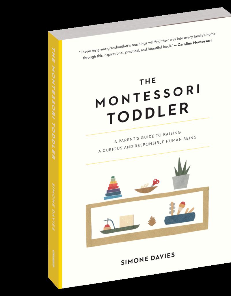 Workman Publishing The Montessori Toddler
