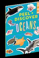 Workman Publishing Peel + Discover: Oceans