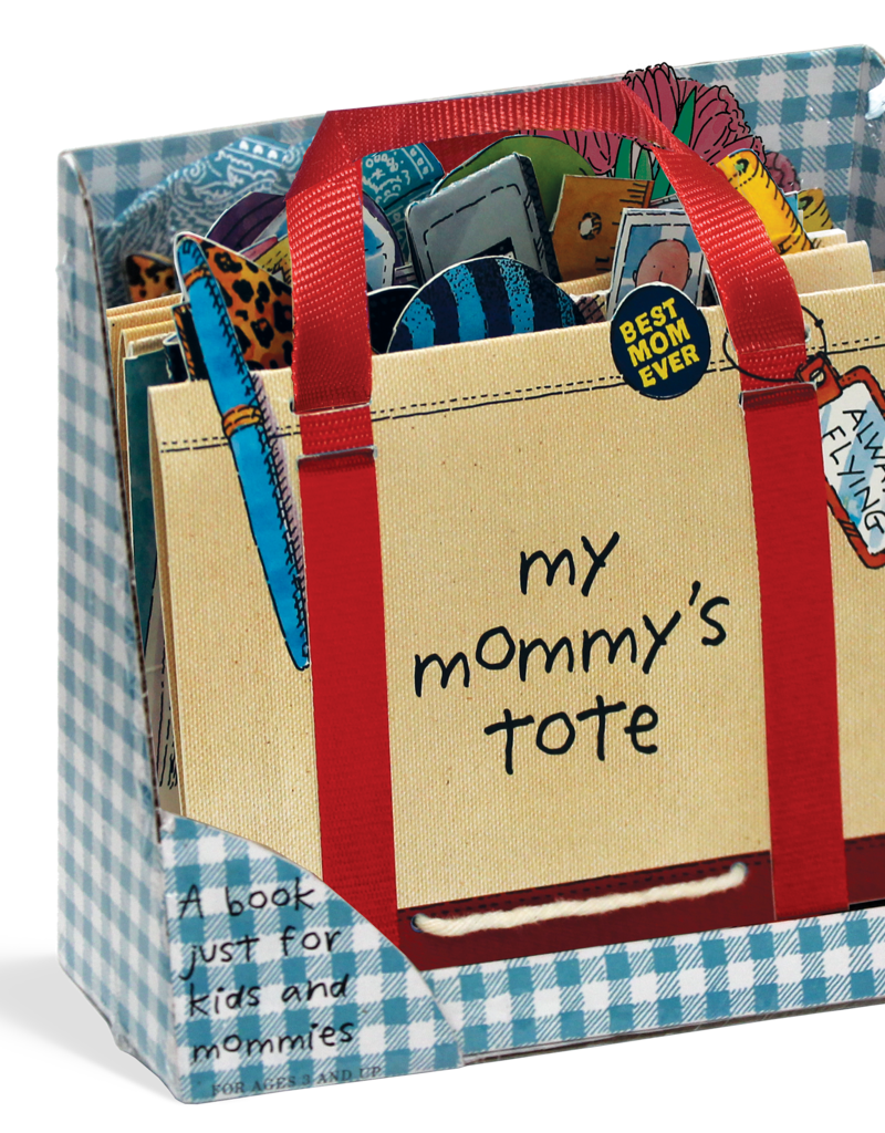 Workman Publishing My Mommy'S Tote Mini Version