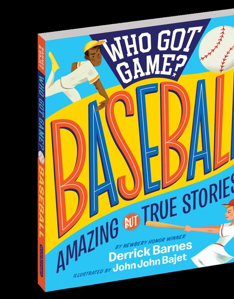 Workman Publishing Who Got Game?: Baseball