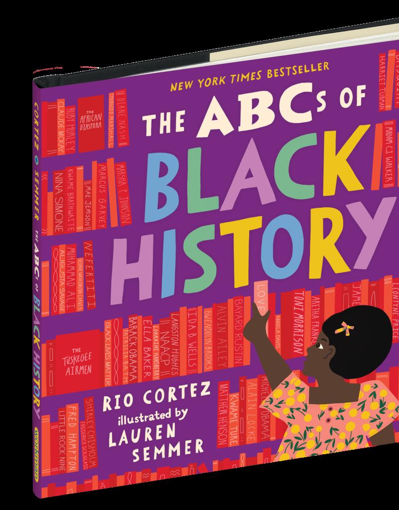 Workman Publishing The ABC's of Black History