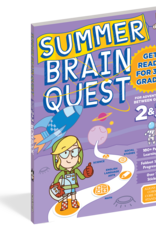Workman Publishing Summer Quest 2nd To 3rd Grade