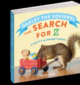 Workman Publishing Oakley the Squirrel