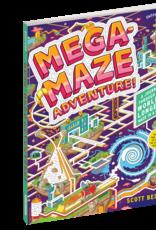 Workman Publishing Mega Maze Book