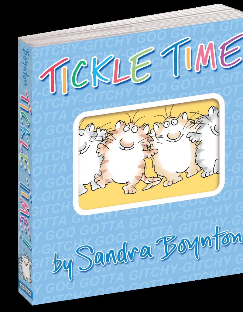 Workman Publishing Boynton: Tickle Time!