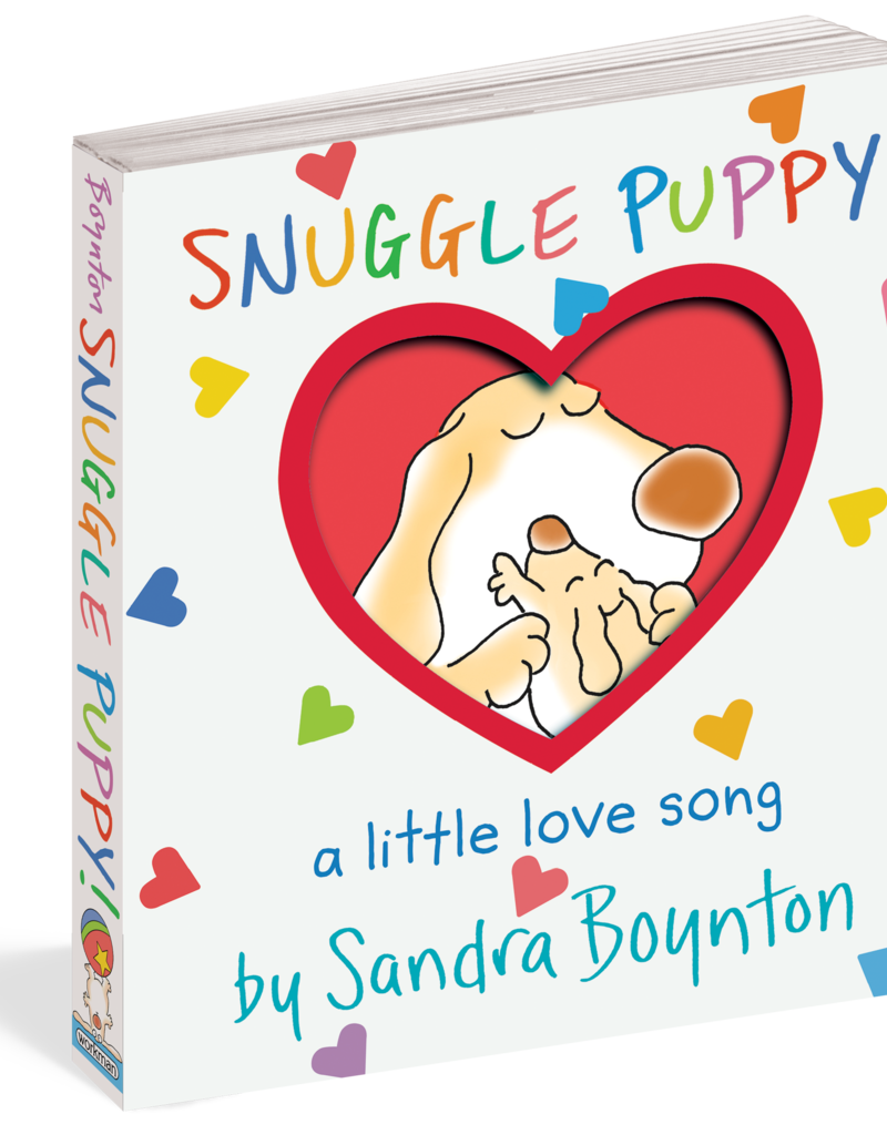 Workman Publishing Boynton: Snuggle Puppy!