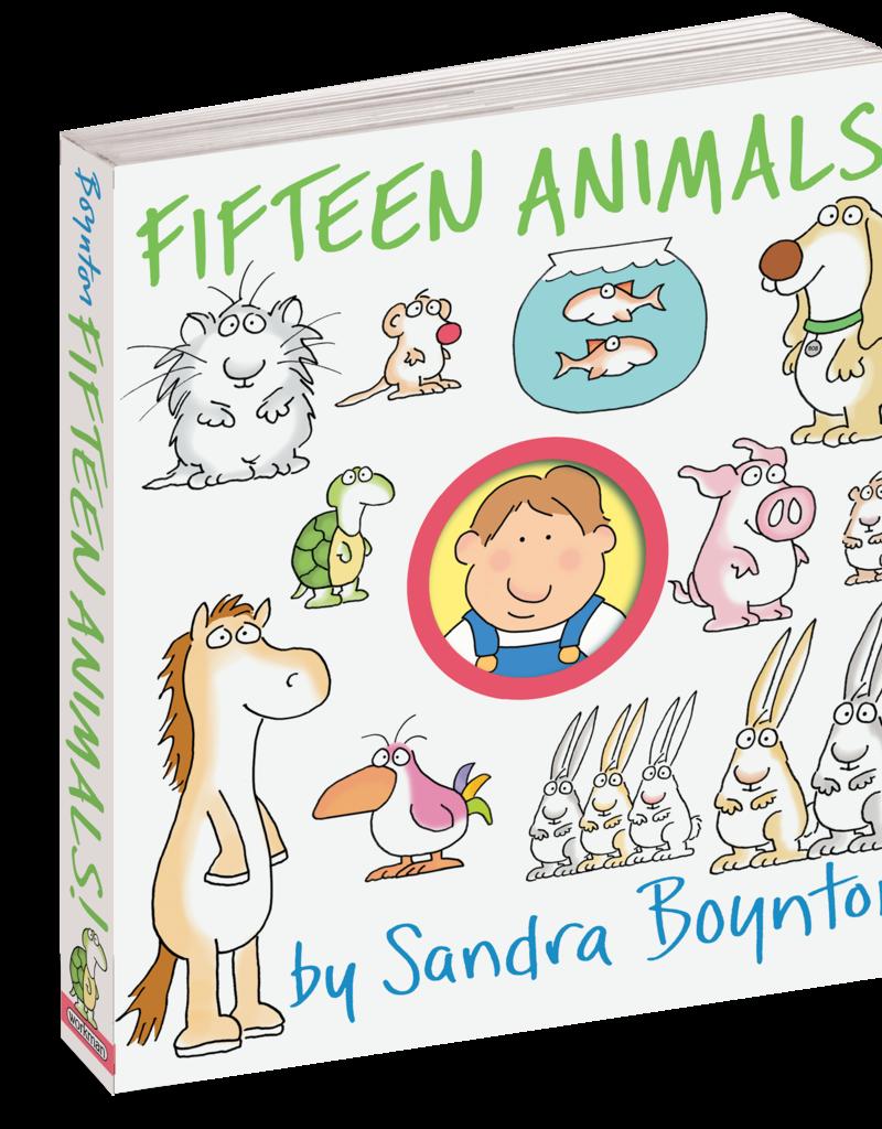 Workman Publishing Boynton: Fifteen Animals!