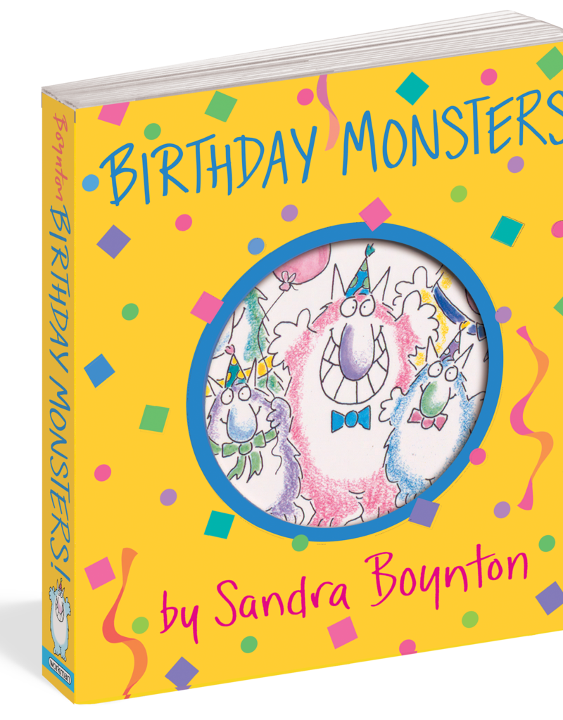 Workman Publishing Boynton: Birthday Monsters!