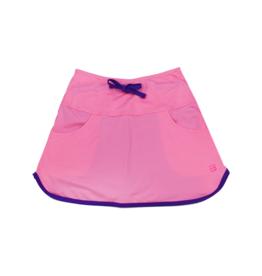 Set Athleisure Tiffany Tennis Skort Pink/Purple