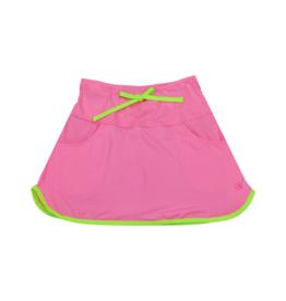 Set Athleisure Tiffany Tennis Skort Pink/Green