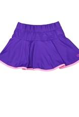 Set Athleisure Quinn Skort Purple/Pink
