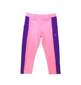 Set Athleisure Lila Leggings Pink/Purple