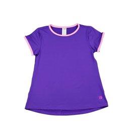 Set Athleisure Bridget Basic T Purple/Pink