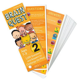 Workman Publishing Brain Quest: Grade 2 Rev. 4Th Ed.