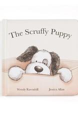 Jellycat Scruffy Puppy Book