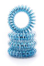 GummiBand GummiBand Hair Cord Box 4 Metallic Blue