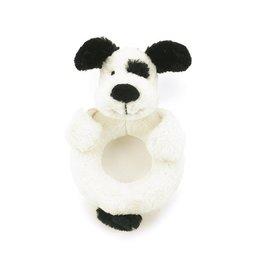 Jellycat Bashful Puppy Ring Rattle