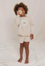 Rylee & Cru Daisy Confetti Track Shorts