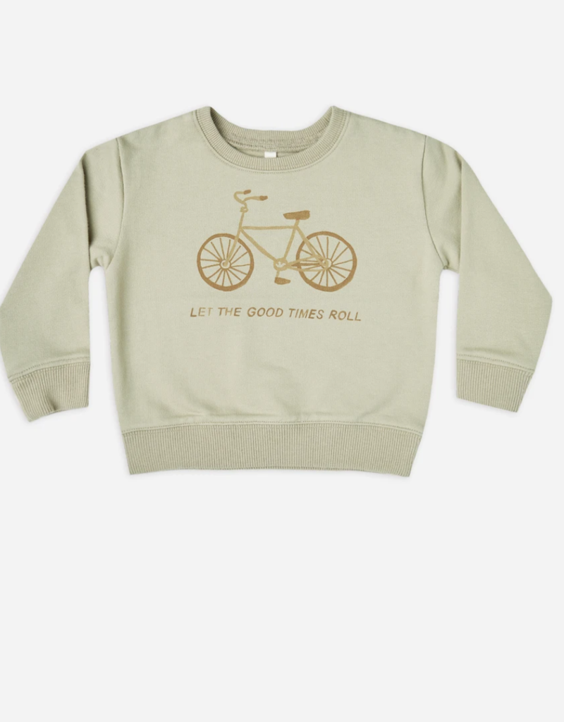 Rylee & Cru Bike Terry Sweatshirt
