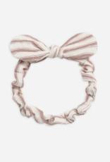 Rylee & Cru Striped Baby Bow Headband