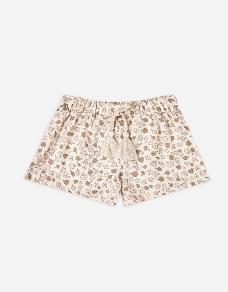Rylee & Cru Delicate Flower Solana Shorts