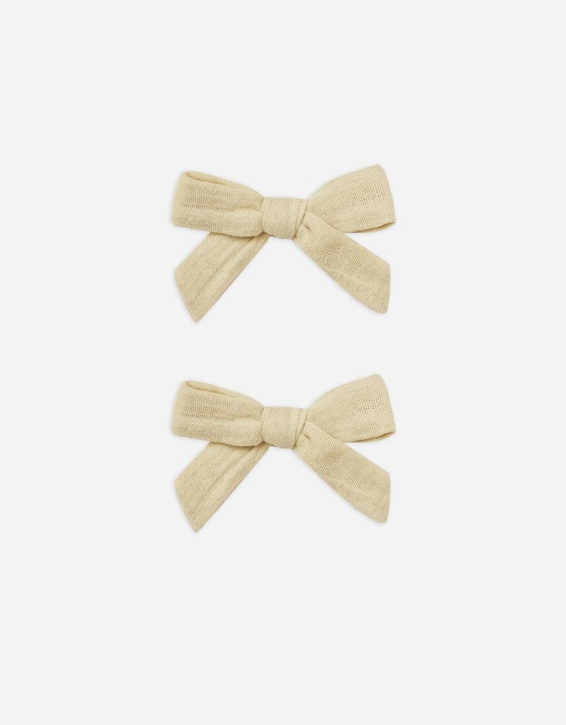 Rylee & Cru Bow w/Clip Butter