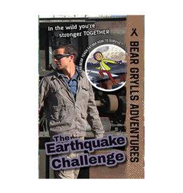 Usborne Bear Grylls Adventures, The Earthquake Challenge