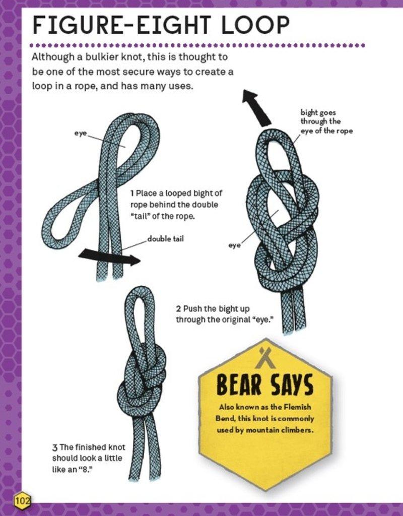 Usborne Bear Grylls, Survival Skills Handbook: Volume 1