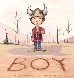 Usborne Boy