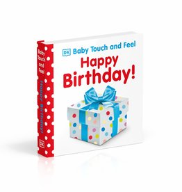 Random House Publishing Baby Touch and Feel Happy Birthday